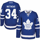 Auston Matthews Toronto Maple Leafs Mens Royal Home Game Premier Jersey