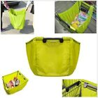 Two Colors Mother Practical Reusable Grocery Supermarket Shopping Bag Nylon Bag