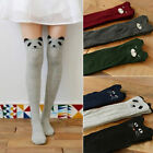 Women Cute Cat Over Knee Thigh Highs Stockings Socks Pantyhose Leg Warmer Tights
