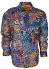 NEW Robert Graham Classic Fit Bourbon Time Numbered Limited Edition Sport Shirt