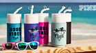 Victoria's Secret PINK Spring Break Water Bottle & Sunglass BottleOpener Set NEW