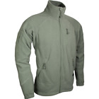 Viper Special Ops Fleece Jacket Military Police Army Security Green Full Zip