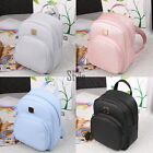 Women Girl Backpack Travel PU Leather Handbag Rucksack Shoulder School Bag New