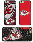 NFL Kansas City Chiefs Plastic Hard Phone Case Cover Fits For iPhone Samsung