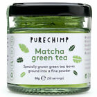 Matcha Green Tea Powder - Premium Japanese Ceremonial Grade - Natural & Pure UK