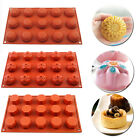 Silicone Donut Cupcake Muffin Chocolate Cake Candy Cookie Baking Mold Mould Pan