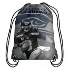 NFL Football Player Printed Drawstring Backpack - Pick Player фото