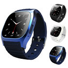 Bluetooth Smart Wrist Watch Phone Mate For Android Samsung HTC Smartphone New