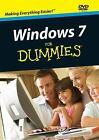 Windows 7 for Dummies by Andy Rathbone (2009, Mixed Media)