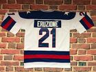 Mike Eruzione 21 1980 Miracle On Ice USA Hockey Jersey Unsigned