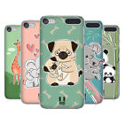 HEAD CASE DESIGNS ANIMAL WITH OFFSPRING HARD BACK CASE FOR APPLE iPOD TOUCH MP3