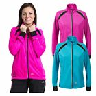 Trespass Womens Running Sports Jacket Waterproof Active Cycling Coat