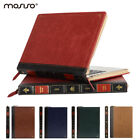 Внешний вид - Mosiso for Macbook Air Pro 13 15 PU Leather Sleeve Case Cover Vintage