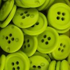 22 COLOUR Round Rim 12mm Buttons Sewing Craft Shirt Coat Jumper Buy 2 4 8+