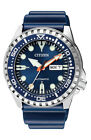 Citizen Automatic 100m Blue Watch NH8381-12L NH8381-12LB
