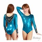 Club Leotard Design 'Britannica' or 'Brittany' Girls competition leotard GB