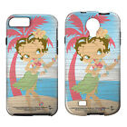 Betty Boop Hula Boop Smartphone Case Tough Vibe (Samsung Galaxy S4) White Sgs4 $38.01 USD