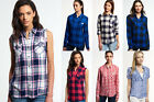 New Womens Superdry Shirts. Various Styles & Colours