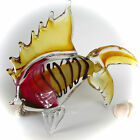 COLORFUL HAND BLOWN GLASS TROPICAL FISH MURANO?