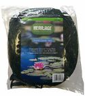 Pond Cover Net - Garden Koi Fish Pond Pool Netting Heron Fox Protector With Pegs
