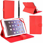 PU Folding Folio Leather Flip Stand Case Cover For Android Tablet PC 9 10 inches