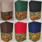 Quilted Rooster Coffee Maker Cover