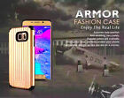 Fashion Armor 2-Piece Hybrid Shock Proof Case Cover for Samsung Mobile Phones