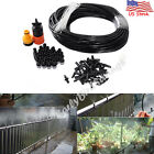 Garden Outdoor Patio Home Misting Cooling System with 10~30 Plastic Mist Nozzle