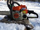 STIHL MS180 CHAINSAW larger engine than MS170