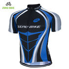 Pro Casual Men's Racing Team Cycling Jersey Bicycle Short Sleeve Tops Shirt Wear