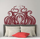 Octopus Wall Decal Tentacles Vinyl Decals Kraken Octopus Sti