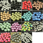 144p 6/8/10mm color square Iron-on Hotfix Crystal flatback glass Rhinestones Gem