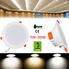 7W 9W 15W 21W 35W Epistar/CREE LED Panel Light Recessed Ceiling Down White Light