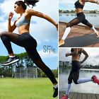 Women High Waist Yoga Fitness Leggings Running Gym Stretch Sports Pant Trousers