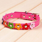 Newest Dog Collar Pet Flowers Decor Neck Strap Cat Adjustable Belt High Quality