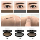 3 In 1 Women Facial Makeup Tools Natural Long Lasting Eyebrow Makup Powder F5