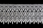 "5"" White & Ivory Venice Lace Trim DIY sewing notions By Yard"