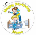 Personalised Horrid Henry Edible Icing Topper Precut Round Square Rectangle
