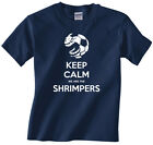Children, Kids, youth, boys t-shirt Southend - Keep calm we are the Shrimpers
