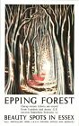 Vintage LNER Epping Forest Railway Poster A3/A2/A1 Print