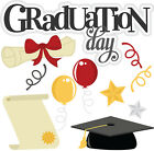 Graduation die cuts card making Die cut Scrapbook Scrapbooking Embellishment