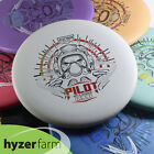 STREAMLINE ELECTRON PILOT *choose color & weight* Hyzer Farm disc golf putter