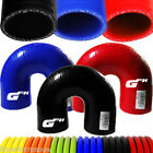 180° Degree Reducers Silicone Elbow Bend Hose Silicone Rubber Coolant Rad Pipe