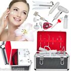 Professional 5 in1 High Frequency Galvanic Facial Brush Vacuum Spray Beauty Tool