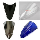 Brand New Windshield Double Bubble For Yamaha YZF-R1 YZF R1 2000 2001 Windscreen