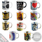 Funky Retro Mugs GREAT GIFTS A Team Mr T Work MC Hammer Ghettoblaster Spectrum