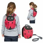 Trespass Ladybird Kids Nursery Backpack with Safety Rein School Bag with Harnesh
