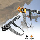 Her Climbing Foot Rope Outdoor Mountaineering Ascender Safety Tool Left /Right