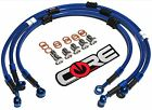 YAMAHA YZF R6R 2006-2015 3T RACE FRONT & REAR  BRAKE CUSTOM  LINE KIT CORE MOTO