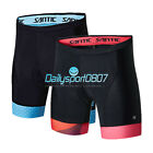 New Women's Cycling Shorts MTB Bike Bicycle Breathable 1/2 Pants 4D Padded DS